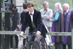 Studio releasing Working Title's THEORY OF EVERYTHING, Chronicling Steven Hawking's Early Life 2