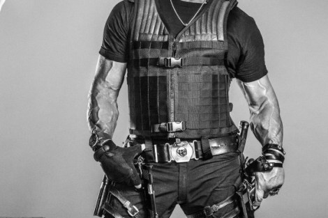 Check out these 16 cool new EXPENDABLES 3 Posters & Teaser Trailer 12