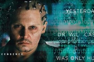 "TRANSCENDENCE - New  ""Guarding The Threat"" Featurette"