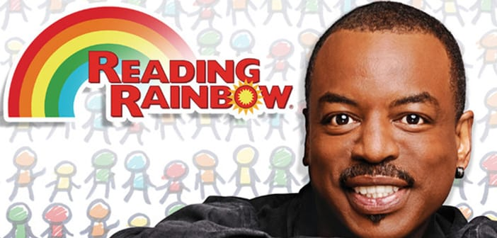 'Reading Rainbow' Kickstarter Campaign Hits $1M Goal Within Hours