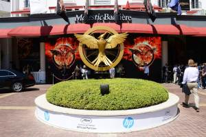 THE HUNGER GAMES: MOCKINGJAY - PART 1 Cannes Photo Call Stills 11