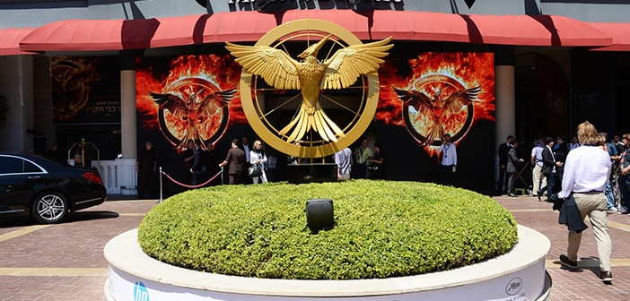 THE HUNGER GAMES: MOCKINGJAY - PART 1 Cannes Photo Call Stills 19