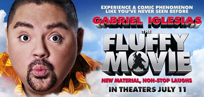 THE FLUFFY MOVIE (in theaters July 11) - Official Poster RELEASED!! 1