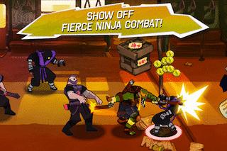 New TEENAGE MUTANT NINJA TURTLES Mobile Game - Available today! 1