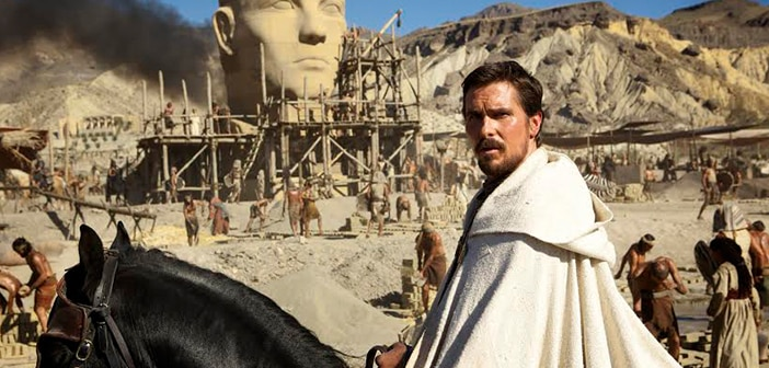 Christian Bale stars in 'Exodus: Gods And Kings' trailer 4