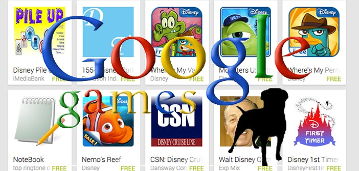 Google Changes It's Classification Of 'Free' Games