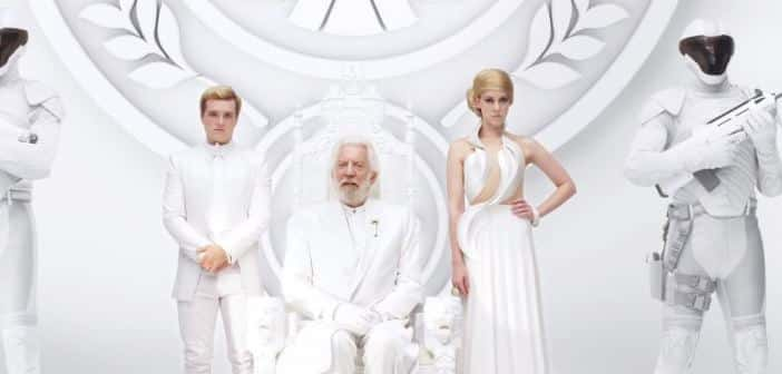 FROM THE CAPITOL | PRESIDENT SNOW'S SECOND PANEM ADDRESS: UNITY 2