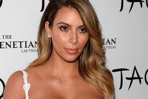 """Kim K. Selling Selfie Filled Book Called """"Selfish"""" Because it's all About Her"""
