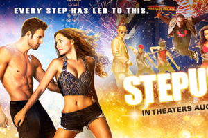 STEP UP: ALL IN  - NY Movie Pass Giveaway 2
