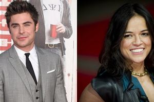 Two-Months Later, Zac Efron and Michelle Rodriguez Split