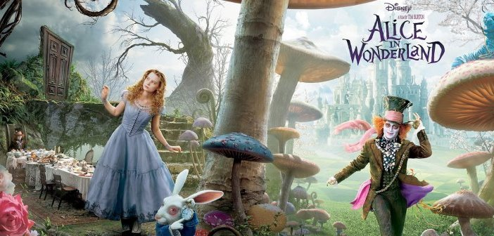 Filmmakers Return to Beloved Stories of Lewis Carroll for ...