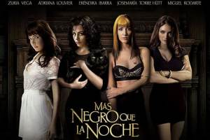 CLOSED--MÁS NEGRO QUE LA NOCHE - VIP Advanced Screening  2