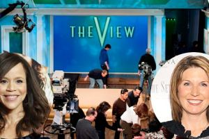 Rosie Perez And Nicolle Wallace Heading To Join 'The View' 2