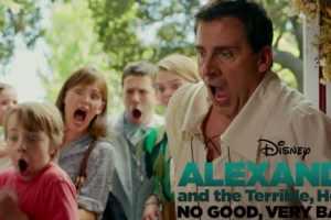 ALEXANDER&THE TERRIBLE HORRIBLE NO GOOD VERY BAD DAY-VIP Screening 2