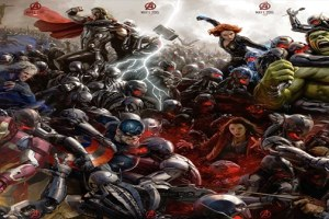 Avengers: Age of Ultron Trailer - Official - Marvel 2015