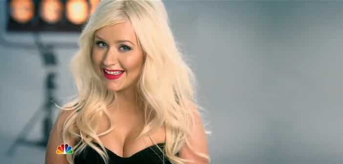 Christina Aguilera Returns Once More to The Voice for Season 8