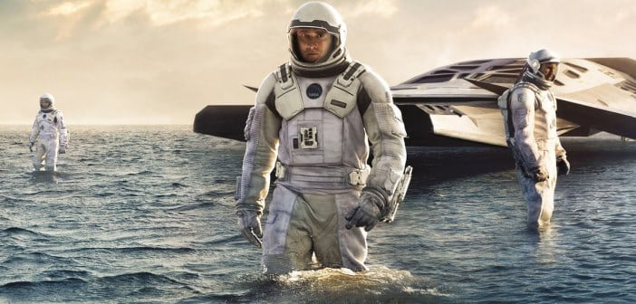 """A First-Of-Its-Kind Movie Partnership For Christopher Nolan's Film """"Interstellar"""""""