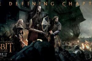 THE HOBBIT: THE BATTLE OF THE FIVE ARMIES - New Banners and Trailer
