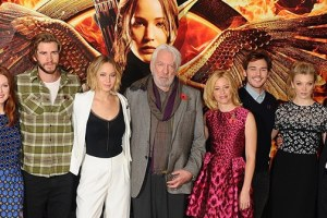 The Hunger Games: Mockingjay - Part 1: See the International Press Conference
