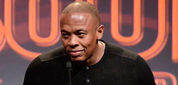 Dr. Dre Gets Recognition As 2014's Highest-Paid Musician