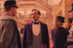 """""""THE GRAND BUDAPEST HOTEL"""" Getting Special Cinema Re-Release 2"""