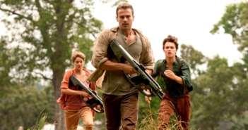 Insurgent - divergent series (2)