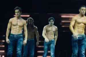 First Trailer for MAGIC MIKE XXL!!