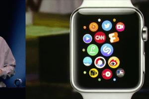 Apple Watch: Apple Showcases Wearable Smart Device