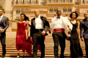 Check Out Furious 7's  Extended First Look