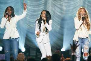 Destiny's Child Has Surprise Reunion Performance At 2015's  Stellar Gospel Music Awards