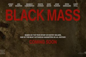BLACK MASS First Look! 1