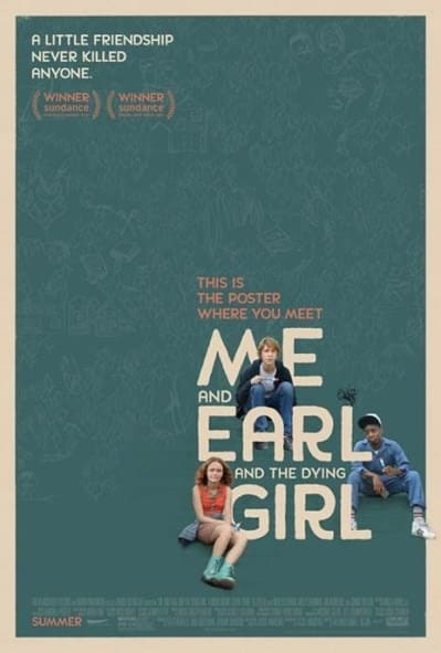 ME AND EARL AND THE DYING GIRL - Poster Release
