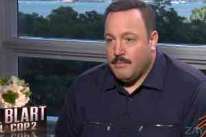 Kevin James Interview - Paul Blart: Mall Cop 2 - ZayZay.Com