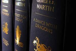 """George R.R. Martin Releases Preview Chapter For SEquel Book, """"Winds of Winter"""""""