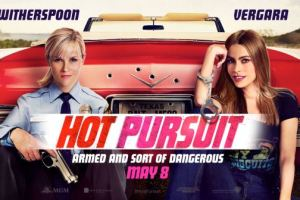 Second Trailer for HOT PURSUIT! 1