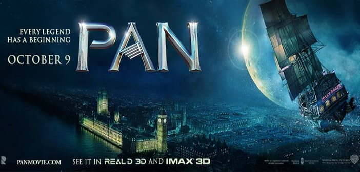 See The New Trailer for PAN! 8