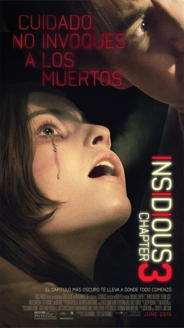 insidious 3 spanish