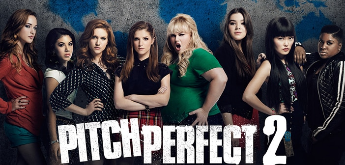 "PITCH PERFECT 2 - New Music Video ""Crazy Youngsters"" 2"
