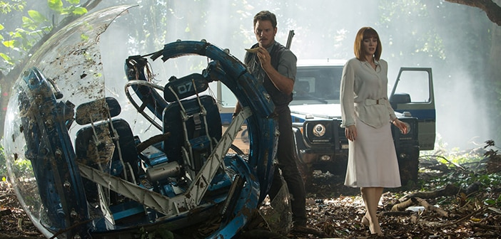 JURASSIC WORLD - VIP Advanced Screening Giveaway