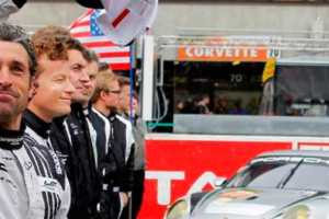 PATRICK DEMPSEY Wins 2nd Place At '24 Hours of Le Mans'