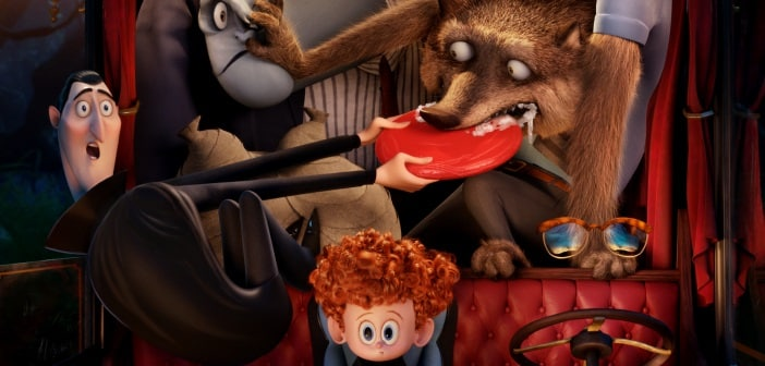 HOTEL TRANSYLVANIA 2 - 2nd Official Trailer