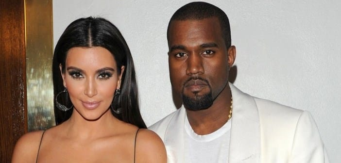 Kim K And Kanye Share Happy News Of Their Next Child