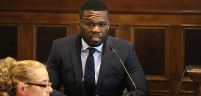50 Cent Hit With An Extra $2 Million In Restitution Fees For Sex Tape