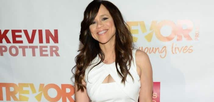 Rosie Perez Preps Her Departure From 'The View'