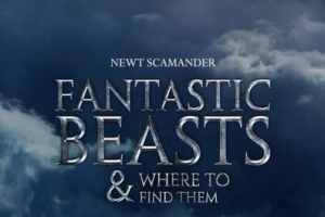 "Filming Gets Underway On ""Fantastic Beasts And Where To Find Them"" 1"