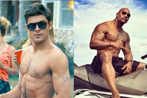 Zac Efron and The Rock Set To Star In All New Baywatch movie