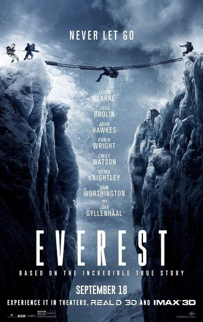everest movie poster
