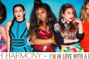 "FIFTH HARMONY'S New Music Video For ""I'm In Love With A Monster"" HOTEL TRANSYLVANIA 2 2"