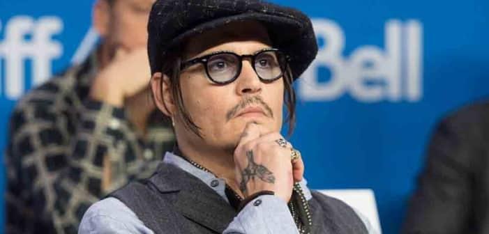 Johnny Depp Speaks On His Portrayal of James 'Whitey' Bulger in 'Black Mass'