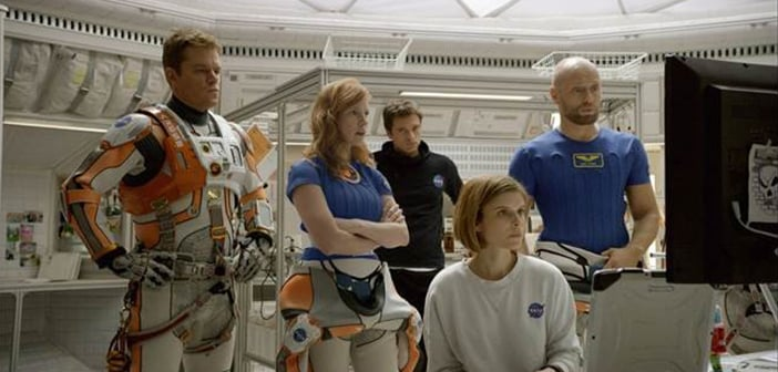 THE MARTIAN - Two New Clips Released